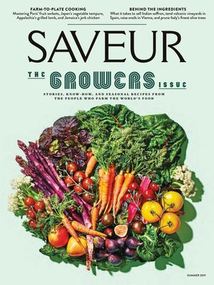 cover image of Saveur