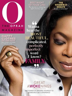 cover image of O, The Oprah Magazine