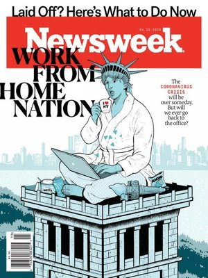 cover image of Newsweek