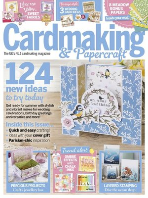 cover image of Cardmaking and Papercraft