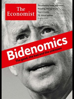 cover image of The Economist