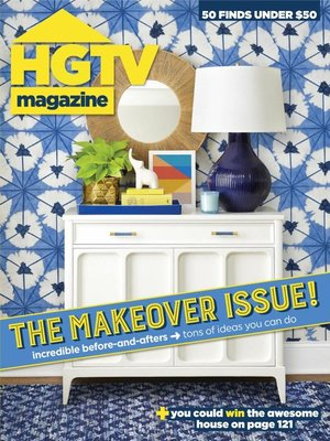 cover image of HGTV Magazine