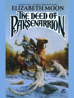 cover image of The Deed of Paksenarrion