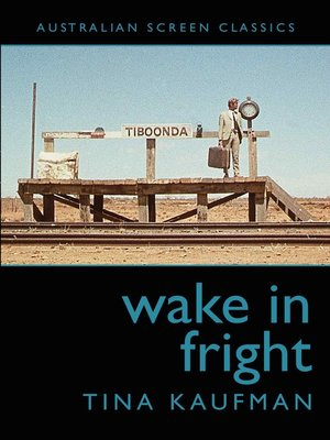 cover image of Wake in Fright