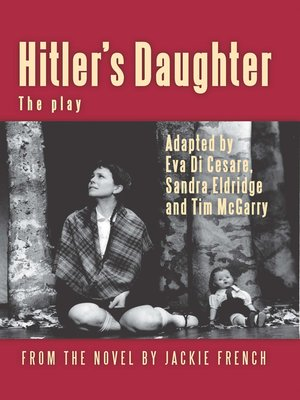 cover image of Hitler's Daughter