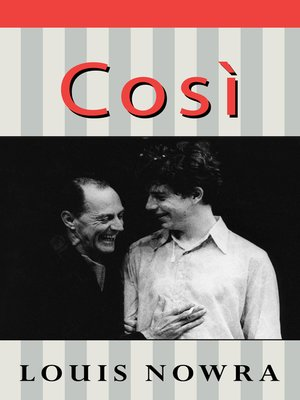 cover image of Cosi