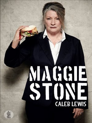cover image of Maggie Stone