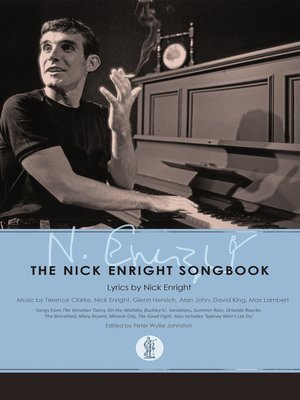 cover image of The Nick Enright Songbook
