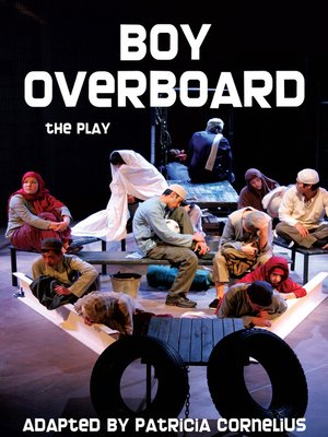 cover image of Boy Overboard