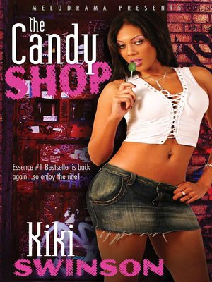 cover image of The Candy Shop