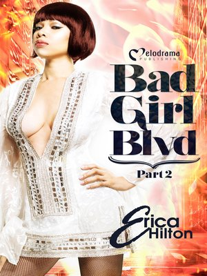 cover image of Bad Girl Blvd, Part 2