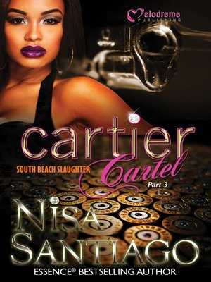 cover image of Cartier Cartel, Part 3