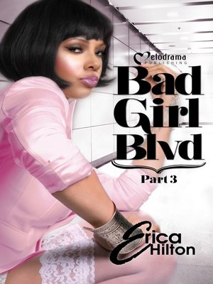 cover image of Bad Girl Blvd, Part 3