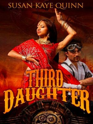 cover image of Third Daughter