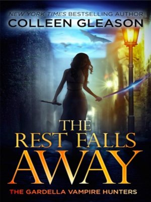 cover image of The Rest Falls Away