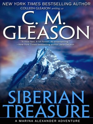 cover image of Siberian Treasure