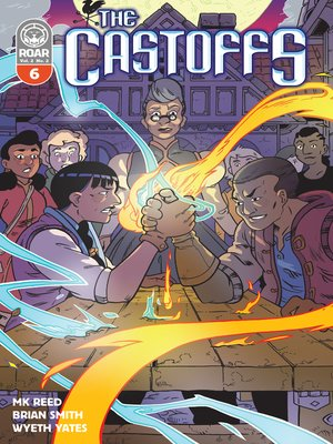 cover image of The Castoffs (2016), Issue 6
