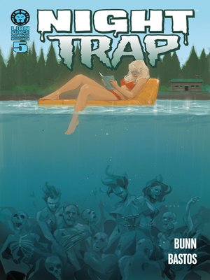 cover image of Night Trap (2013), Issue 5