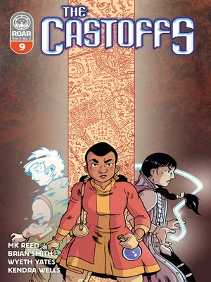 cover image of The Castoffs (2016), Issue 9