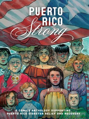 cover image of Puerto Rico Strong