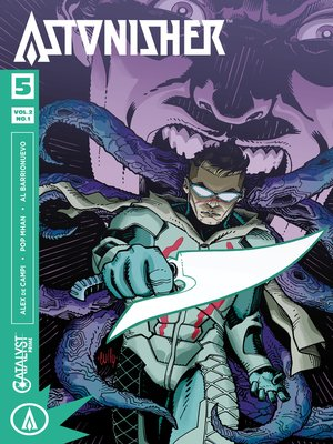 cover image of Astonisher (2017), Issue 5