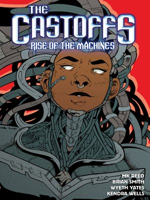 cover image of The Castoffs (2016), Volume 3