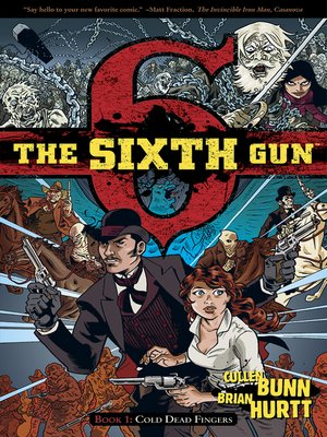cover image of The Sixth Gun (2010), Volume 1