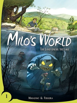 cover image of Milo's World, Book 1