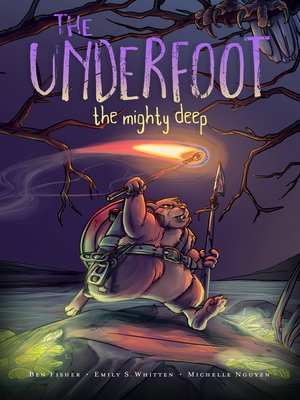 cover image of The Underfoot, Volume 1