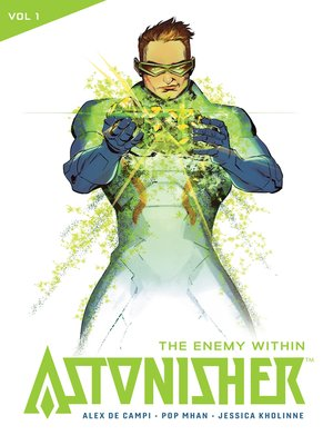 cover image of Astonisher (2017), Volume 1
