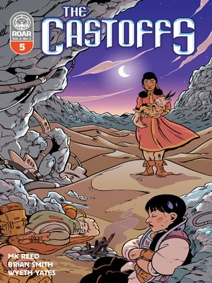 cover image of The Castoffs (2016), Issue 5