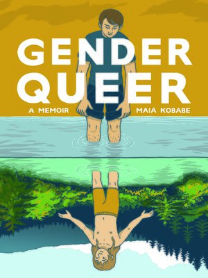 cover image of Gender Queer