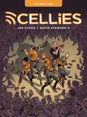 cover image of Cellies (2018), Volume 1