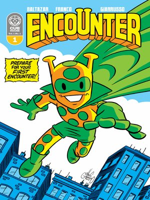 cover image of Encounter (2018), Issue 1