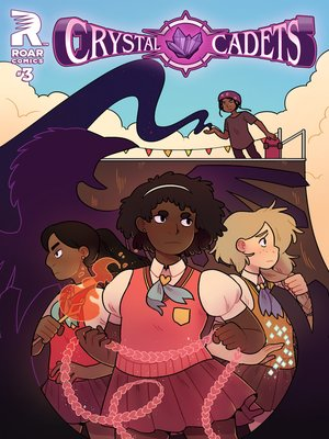 cover image of Crystal Cadets (2014), Issue 3