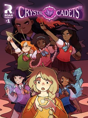 cover image of Crystal Cadets (2014), Issue 1
