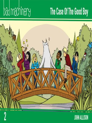 cover image of Bad Machinery (2013), Volume 2