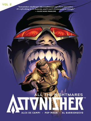 cover image of Astonisher (2017), Volume 2