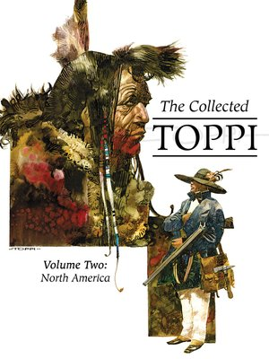 cover image of The Collected Toppi, Volume 2