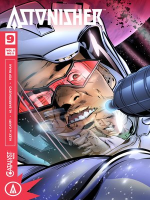 cover image of Astonisher (2017), Issue 9