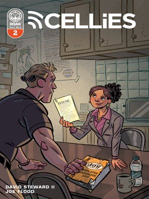 cover image of Cellies (2018), Issue 2