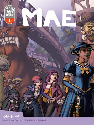 cover image of Mae (2018), Issue 1