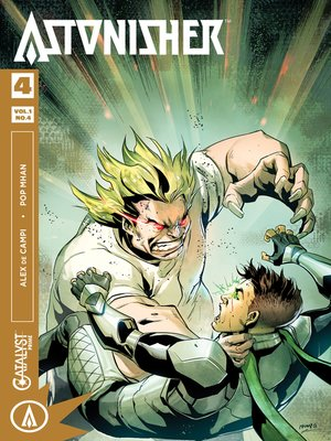 cover image of Astonisher (2017), Issue 4