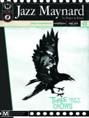 cover image of Jazz Maynard (2017), Issue 12