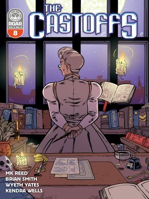 cover image of The Castoffs (2016), Issue 8