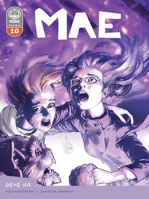 cover image of Mae (2018), Issue 10