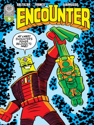 cover image of Encounter (2018), Issue 9
