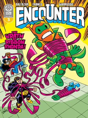 cover image of Encounter (2018), Issue 3