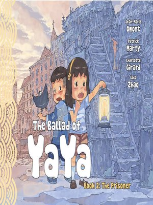 cover image of The Ballad of Yaya, Book 2