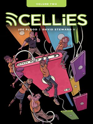 cover image of Cellies (2018), Volume 2